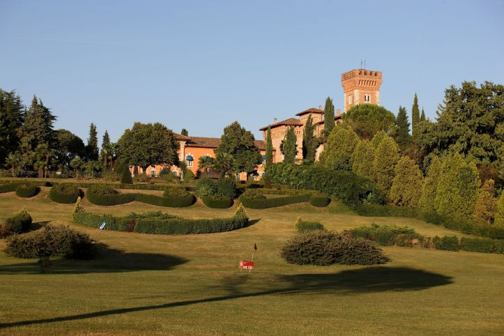 Golf & Country Club Castello di Spessa 2