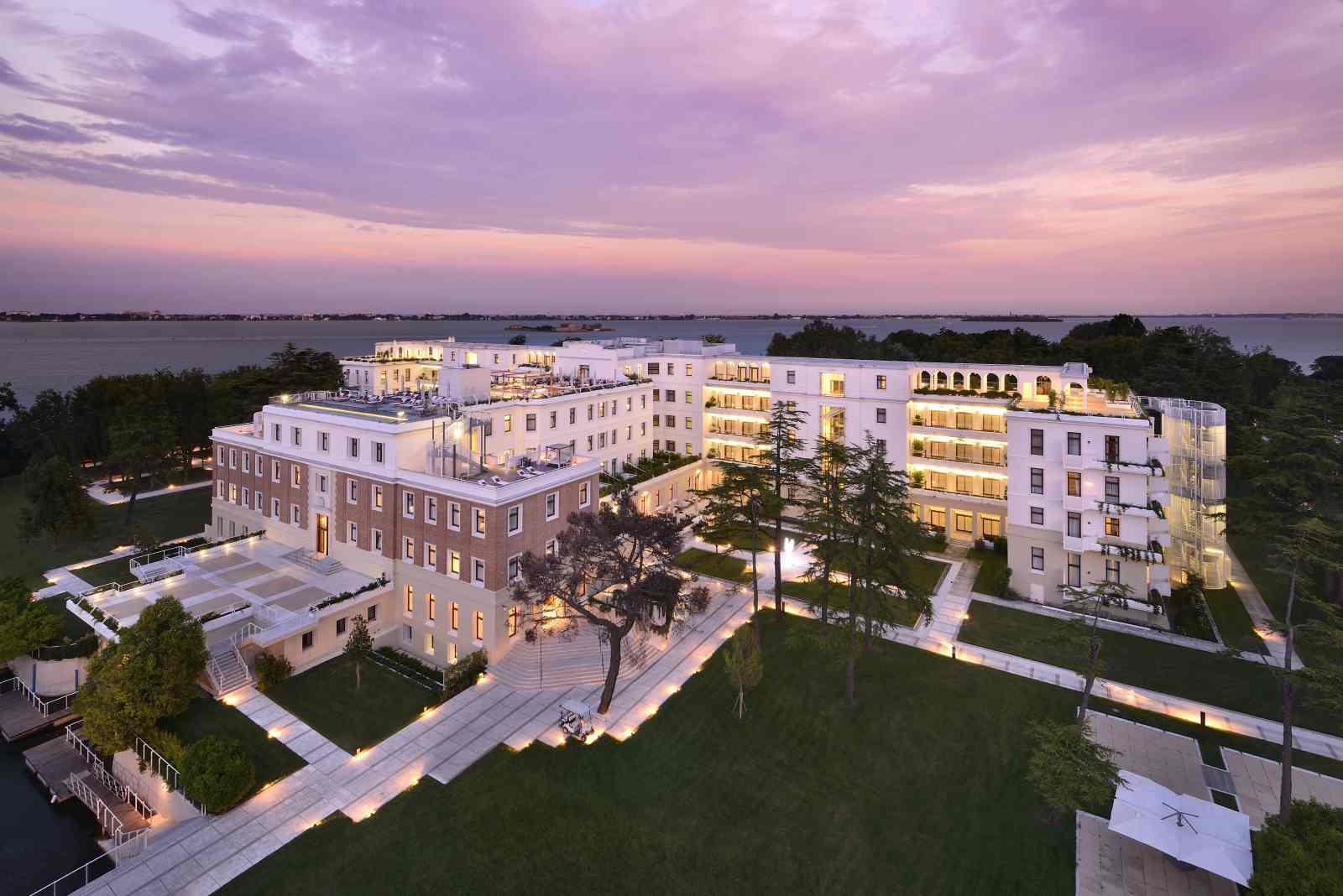JW Marriott Venice Resort & Spa_Außenansicht