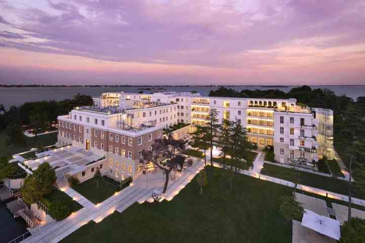 JW Marriott Venice Resort & Spa_Außenansicht