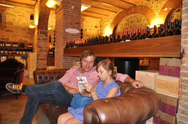 Toskana Sienesischer Chianti Radda Weinbar Top 50 2