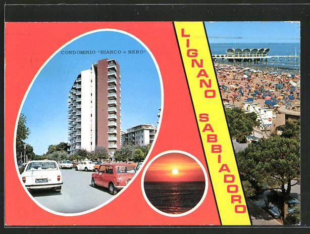 AK-Lignano-Sabbiadoro-Condominio-Bianco-e-Nero